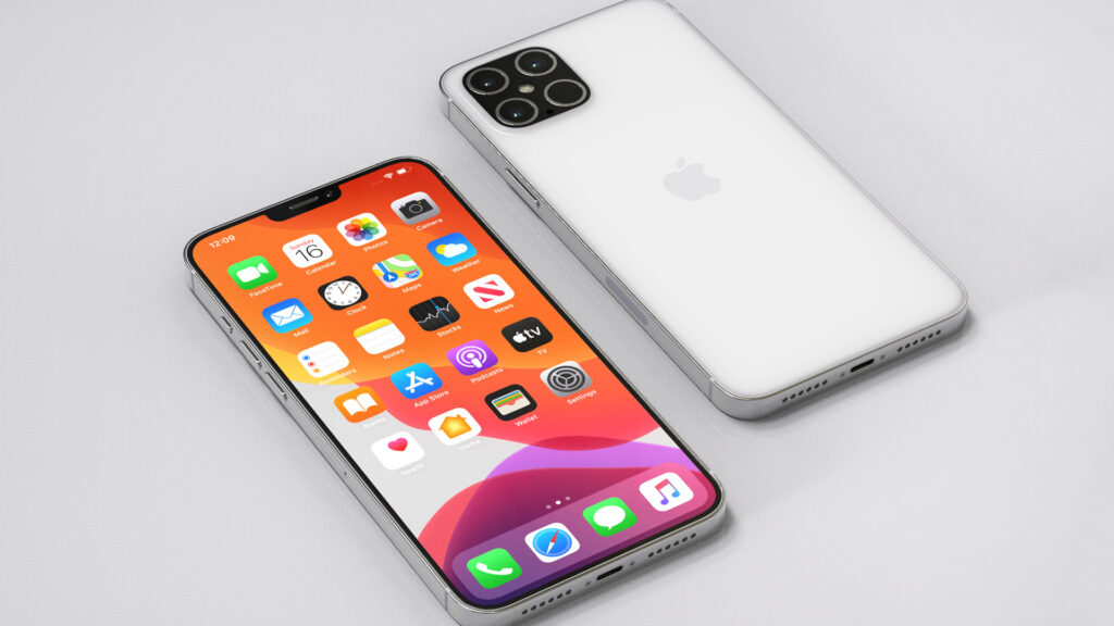 iPhone 12 and 13